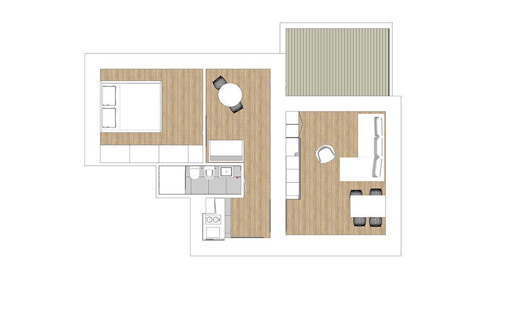 New layout